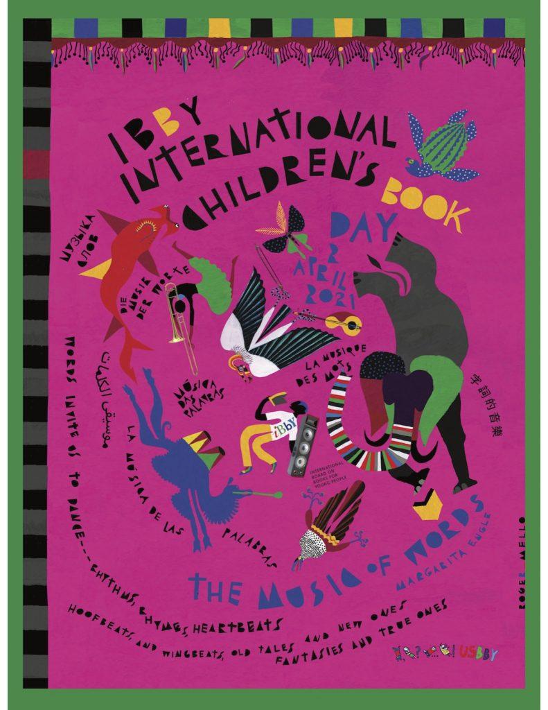 2. april 2021 – mednarodni dan knjig za otroke Nemzetközi Gyermekkönyvnap április 2.